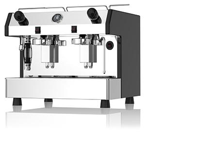 Fracino Bambino - profesjonalny ciśnieniowy ekspres do kawy, 2 grupowy sterowany manualnie.